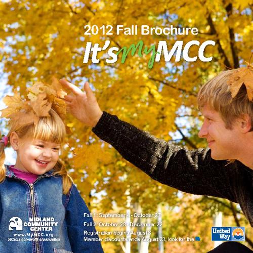 2012 Fall Brochure