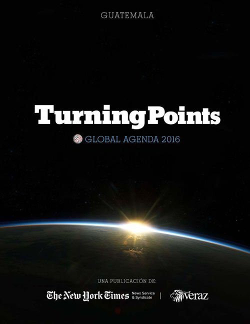 Turning Points | Global Agenda 2016 (preview)