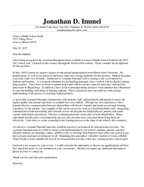 Jonathan Immel Administrator Portfolio