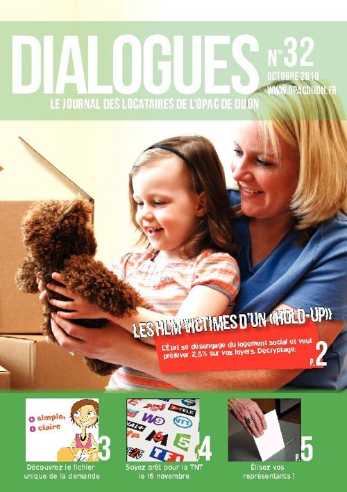 Journal Dialogues