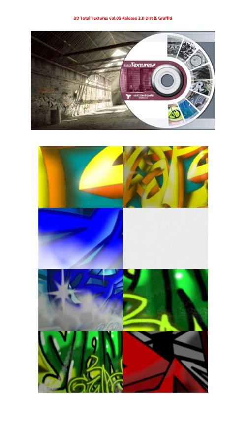 3D Total Textures vol.05