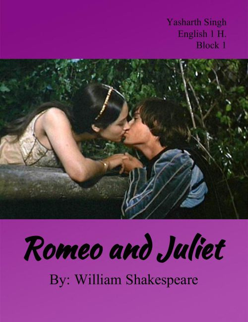 Romeo and Juliet- Yasharth Sing