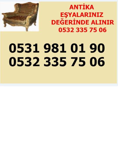 Beykoz Akbaba Antika alanlar 0532 335 75 06 eski eşya alan yerle
