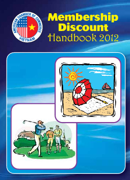 2012 AmCham Vietnam Discount Handbook