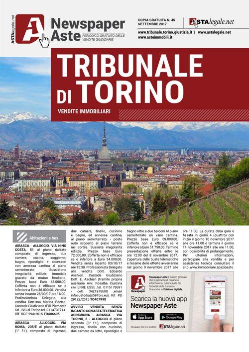 Torino settembre 2017