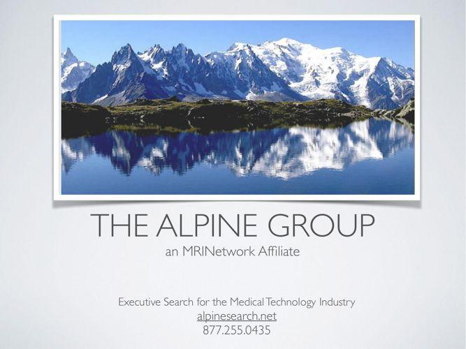 AlpineGroup_RevisedPresentation
