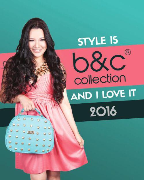Catálogo b&c Collection