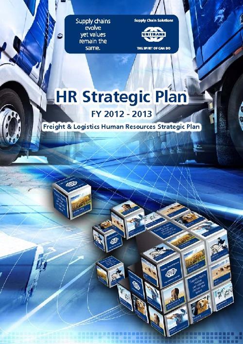 Unitrans HR Strategic Plan