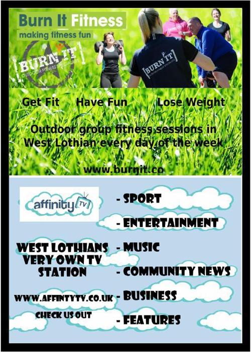 West Lothian Dance Brochure