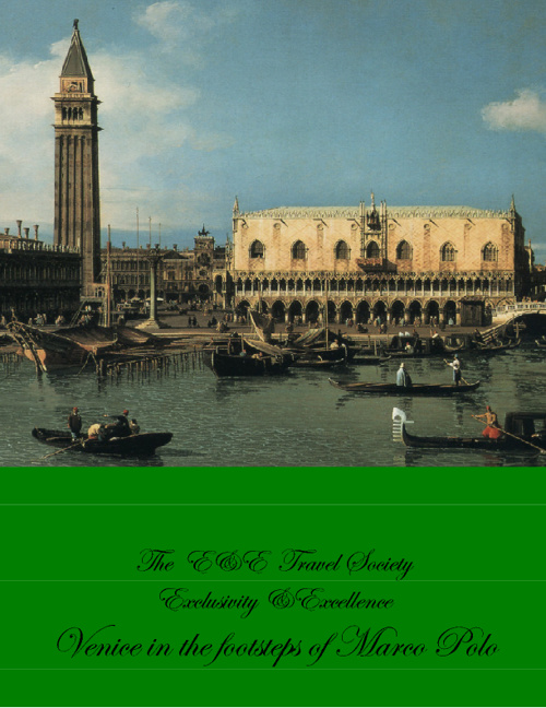E&E Travel Society in Venice