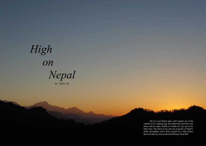 High on Nepal -Trial