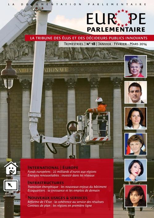 Europe parlementaire magazine N° 18