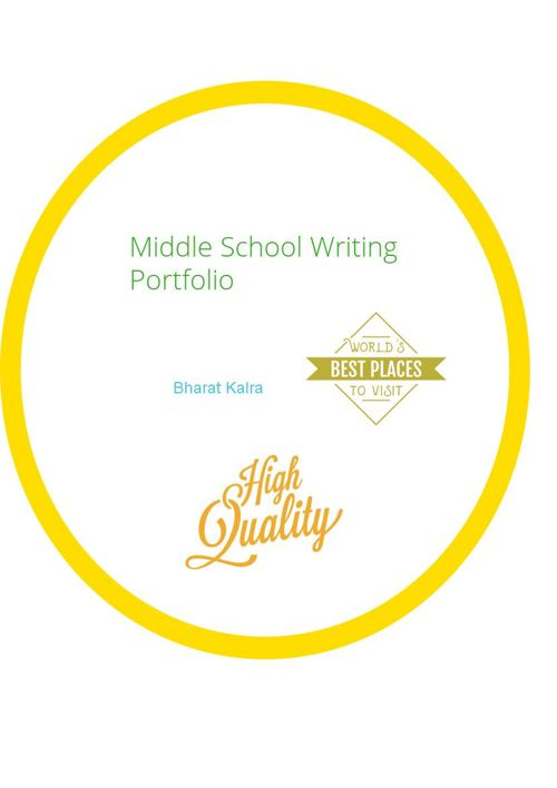Middle School Diaries Narrative Challenge
