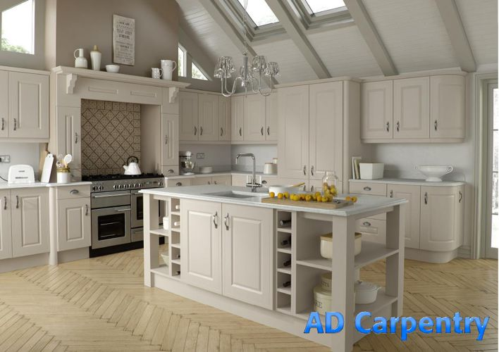 AD Carpentry - Kitchens