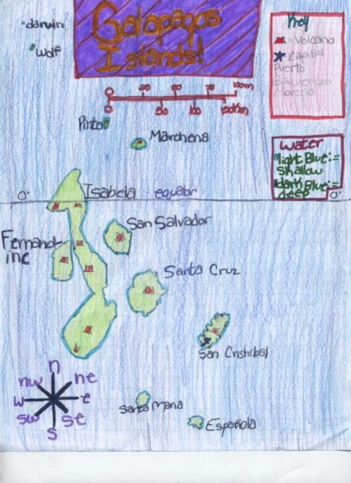 Jason Schneider's Galapagos Island eBook