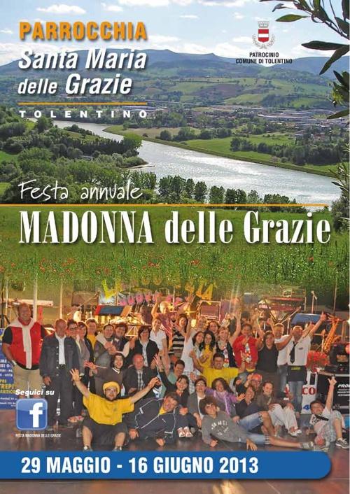 FESTA MADONNA DELLE GRAZIE 2013