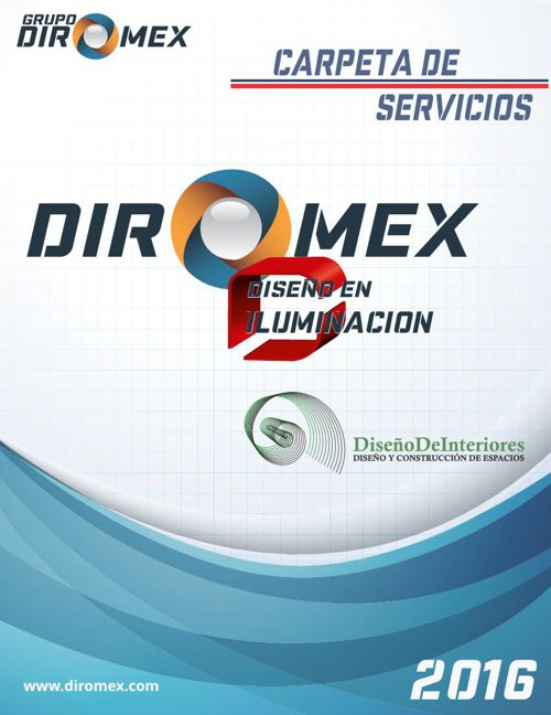 GRUPO DIROMEX GABINETES PARA ILUMINACION