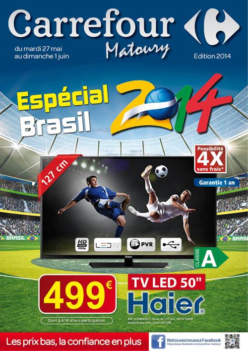 Catalogue Coupe du monde 2014