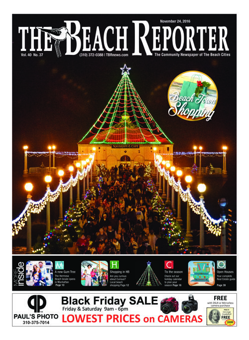 The Beach Reporter | November 24, 2016