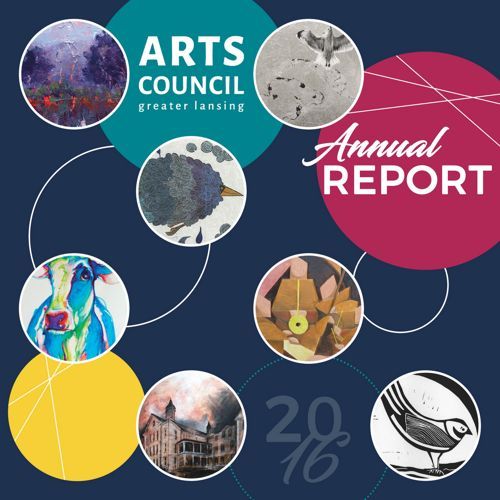 Arts Council of Greater Lansing Annual Report 2016