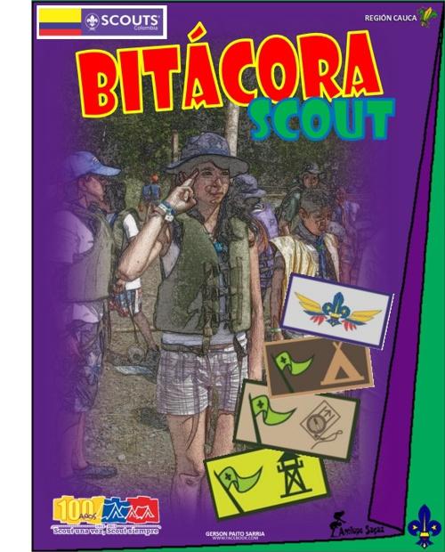 PROPUESTA BITACORA SCOUT (PIE TIERNO - VIGIA)