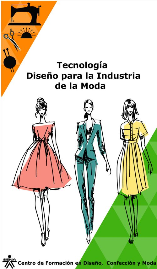 Brochure Diseño para la Industria de la Moda