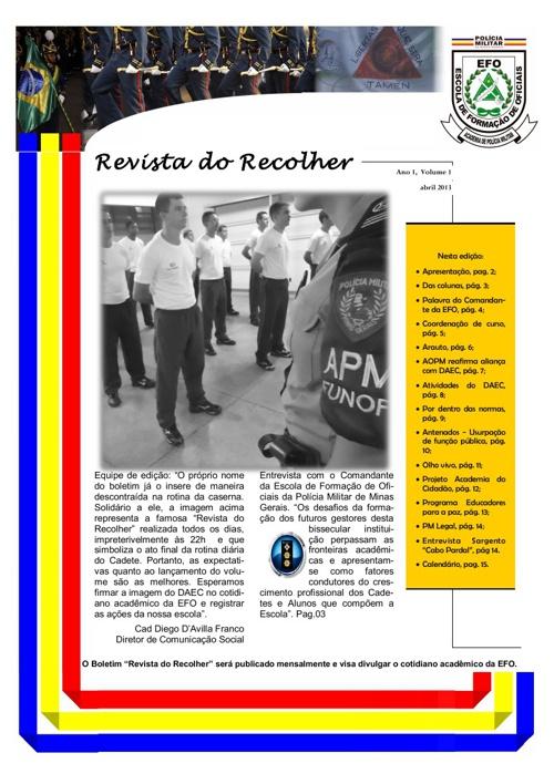 Revista do Recolher