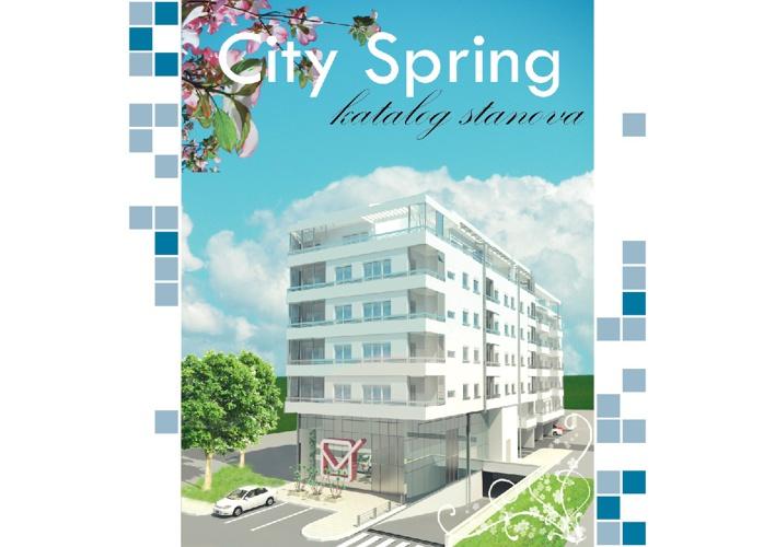 City Spring katalog