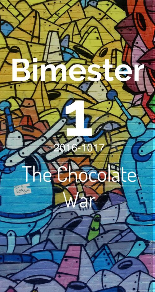 Bimester 1 The Chocolate War