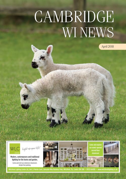 Cambridge WI News - April 2018
