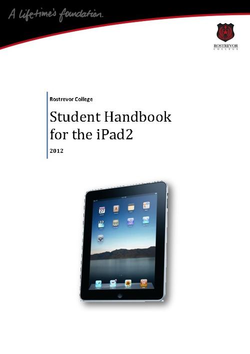 RC iPad Handbook