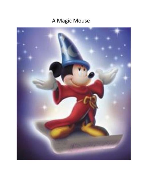 A Magic Mouse