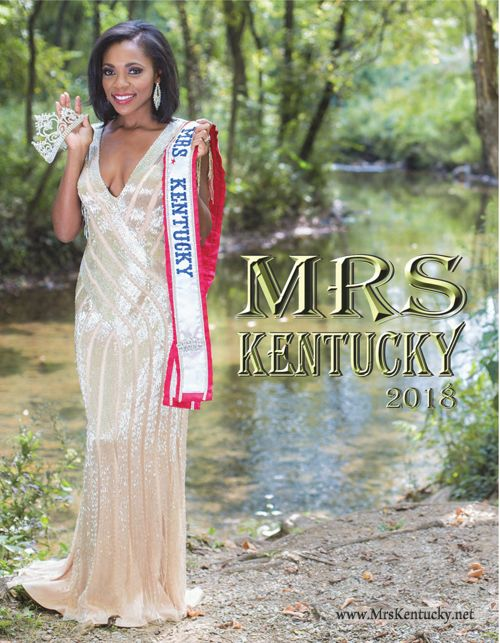 2018 Mrs. Kentucky Magazine