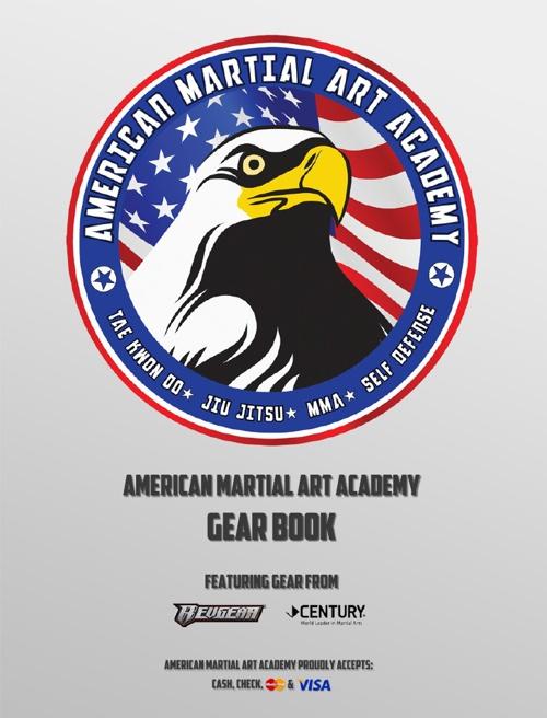 AMAA Gear Catalog