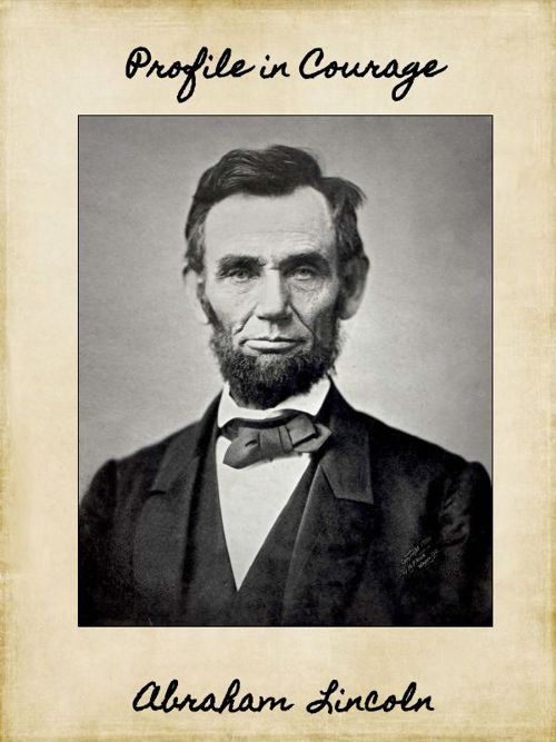 a biography of abraham lincoln the president