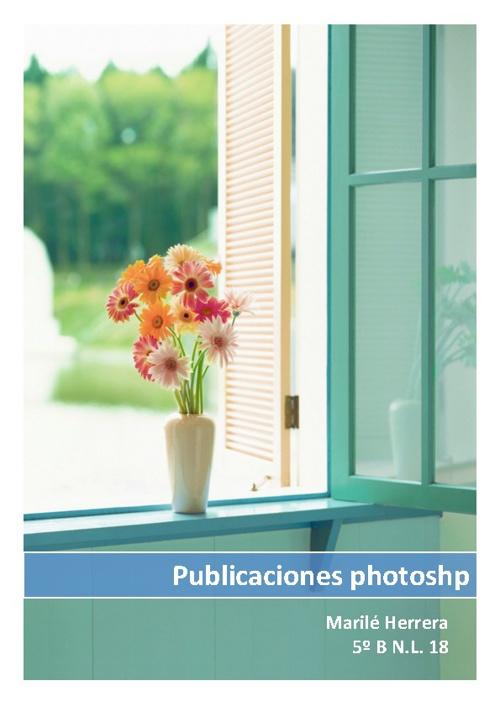 publicaciones photoshop