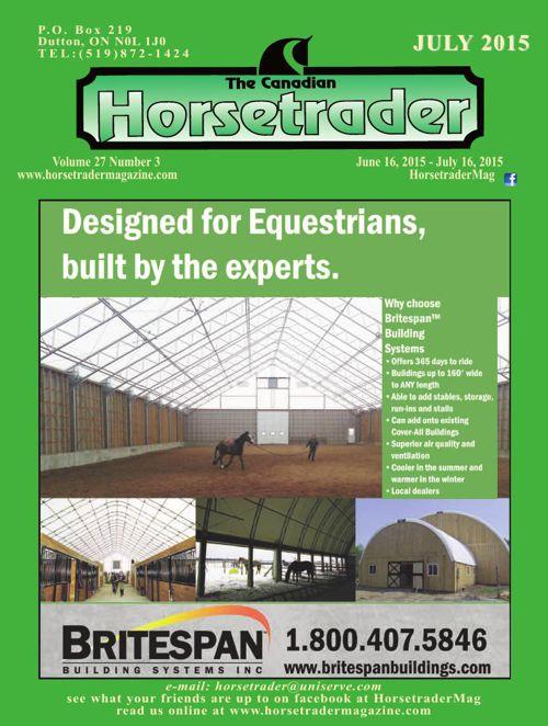 Horse trader July 2015
