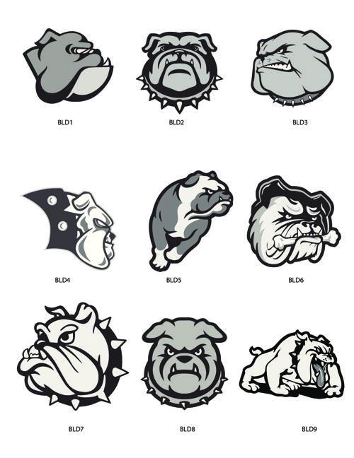 CMP Mascot Catalogue