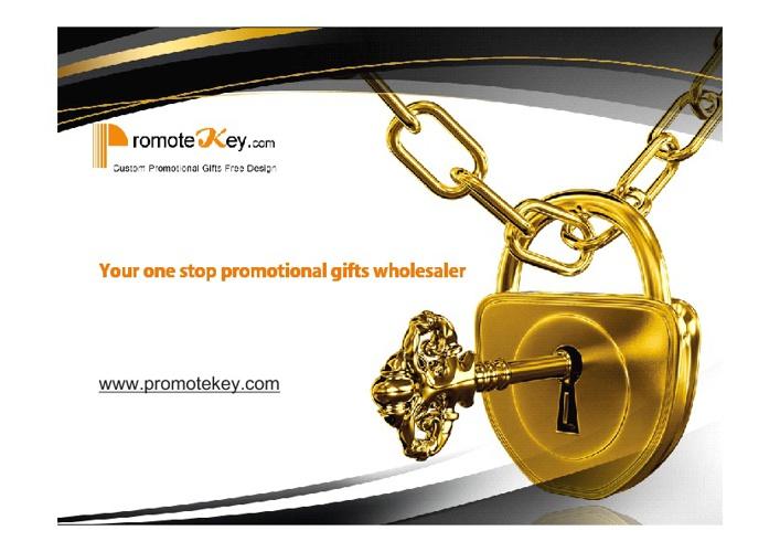 Promotekey.com Wholesale Business Promotional Items