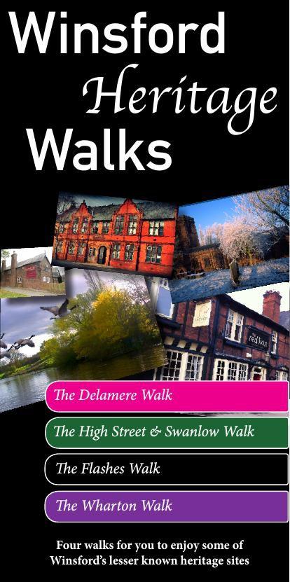 Winsford Heritage Walks leaflet