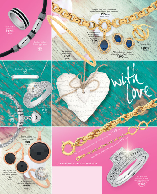 LaCouronne Valentines Day Catalogue 2015