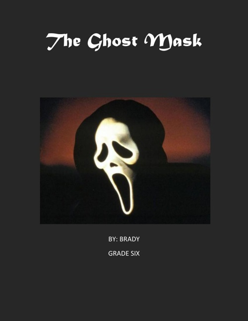 The Ghost Mask brady FINAL