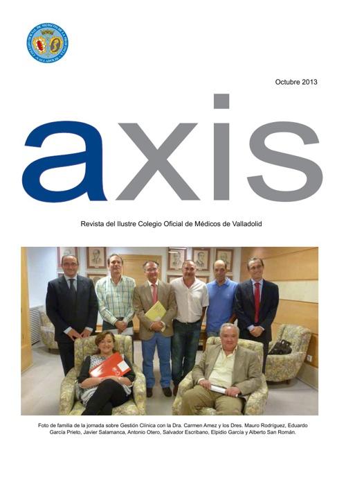 Revista Axis del Colegio de Médicos de Valladolid