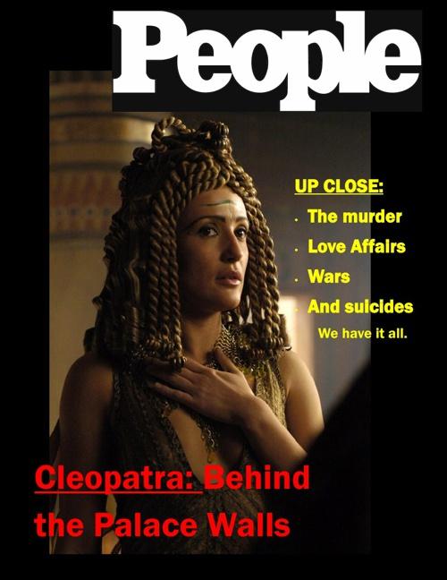 Cleopatra- Pasqual, Maddie