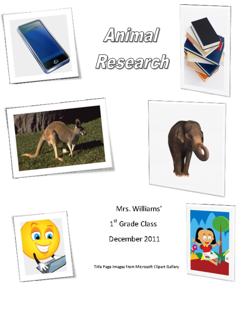 Williams - Animal Research