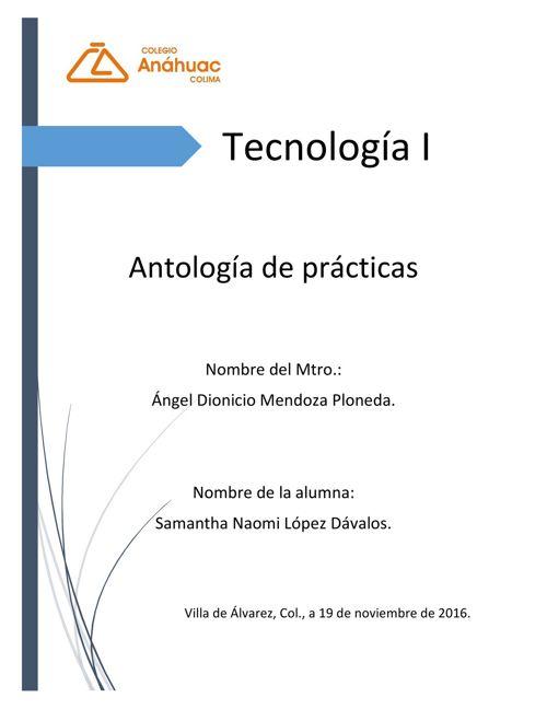 Tecnología I.docx samantha lopez (1).docx el que si es