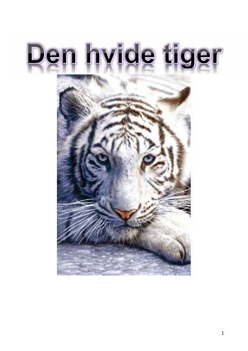 Den hvide tiger