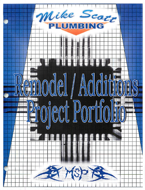 Mike Scott Plumbing - Addition Pricing