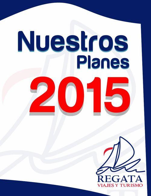 PLANES  2015  Regata Viajes y Turismo