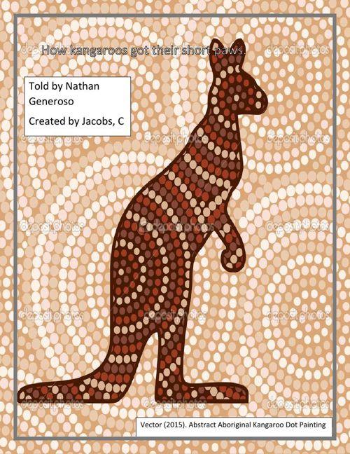 How kangaroos got their short paws pdf